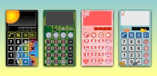 Wonderful Themes Calculator - Simple, Pretty & Fun apk