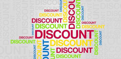 Discounts apk
