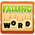 Falling Word - Challenge your brain Icon