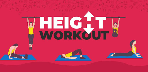 Height Increase Home Workout Tips: Diet program apk