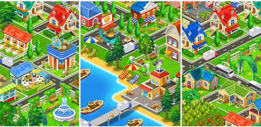 Farm Town apk