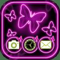 Shining Neon Launcher Theme Icon