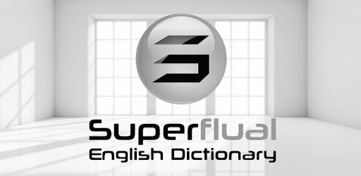 Superflual English Dictionary - English Dictionary apk