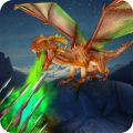 Dragon Hunting Games: Epic World Monster Shooting Icon