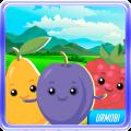 Учим Овощи и Фрукты. Развивающая игра для малышей. Icon