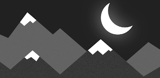 Monotone - Dark Icon Pack apk