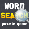 Word Search Puzzle Game Icon