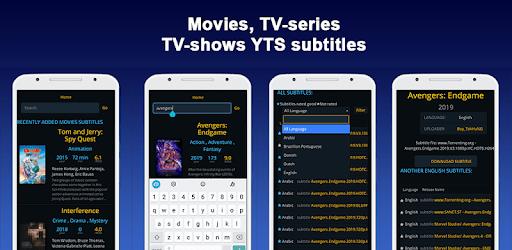 Subtitles App for Movies - TV Series apk