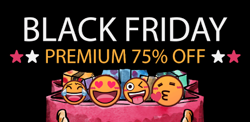 Cute Emoji Keyboard Premium - GIF, Emoticons apk