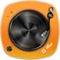 DJ Mixer Simulator Icon