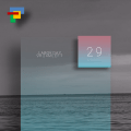Glass for Total Launcher Icon