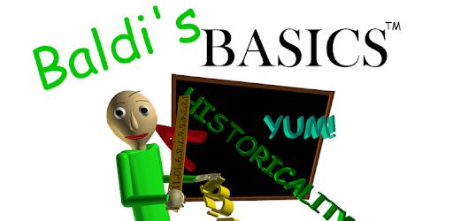 Baldi's Basics Classic apk