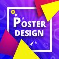 Poster Maker -Banner Flyer Cover Ads Page Designer Icon