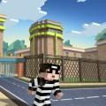 Cops N Robbers - 3D Pixel Craft Gun Shooting Games Icon