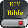 Bible KJV Daily Reading Bible Offline, Daily Verse Icon