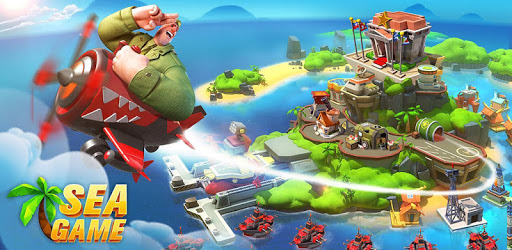 Sea Game: Mega Carrier apk
