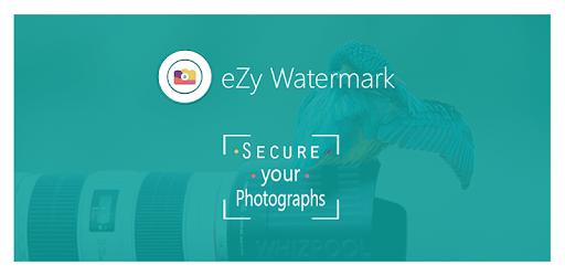 eZy Watermark Photos Free apk