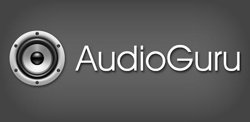 AudioGuru | Audio Manager apk