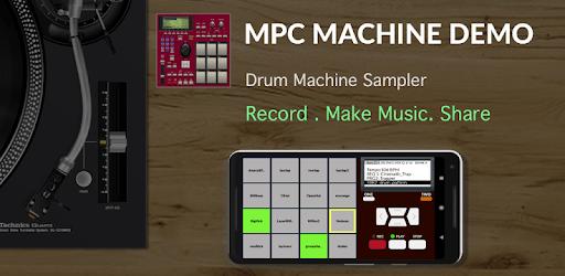 MPC MACHINE DEMO - Drum pads Beat Maker apk
