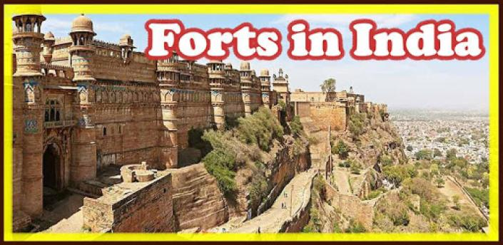 Forts in India apk