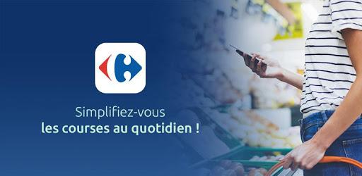 Carrefour : courses & fidélité apk