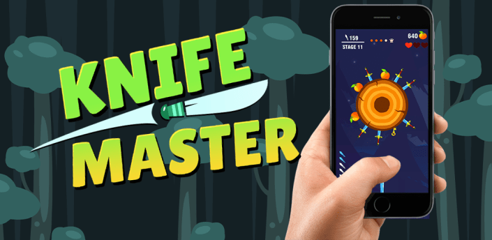 Knife Lucky Master: Shoot The Knife&Hit the Target apk