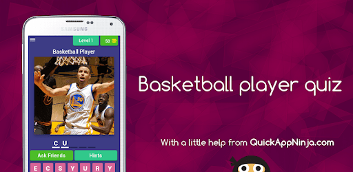 Guess Basketball Player And Earn apk