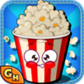 Popcorn Shop Cooking Fever Icon