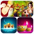 Indian Festival SMS Icon
