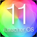 OS 11 iLauncher Phone 8 & Control Center OS 11 Icon