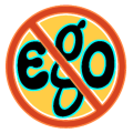 Ego Quotes - Quotations, Messages Status, Captions Icon