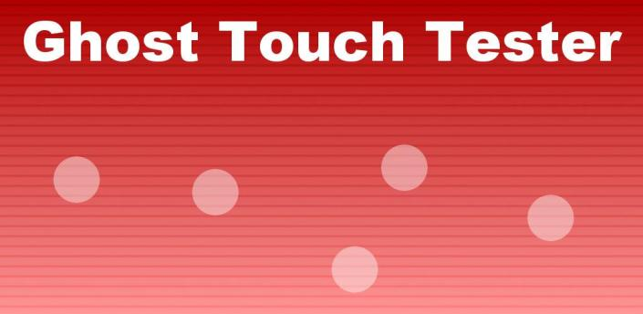 Ghost Touch Tester apk