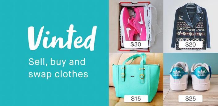 Vinted - Sell Buy Swap Fashion apk