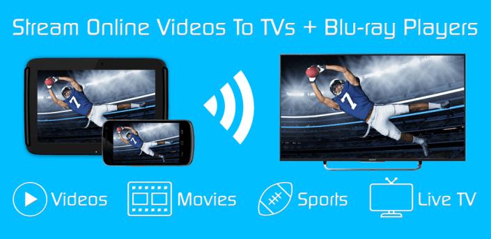 Video & TV Cast | Sony TV - Stream Free Movies apk