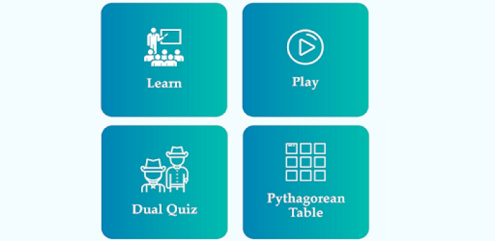 Multiplication Table - Play and Learn! apk