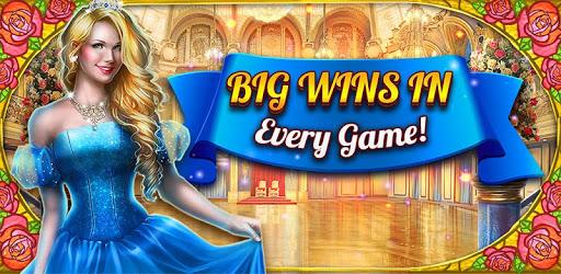 Slots - Cinderella Slot Games apk