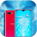 Launcher & theme for OPPO F9 2019 wallpaper, Theme Icon