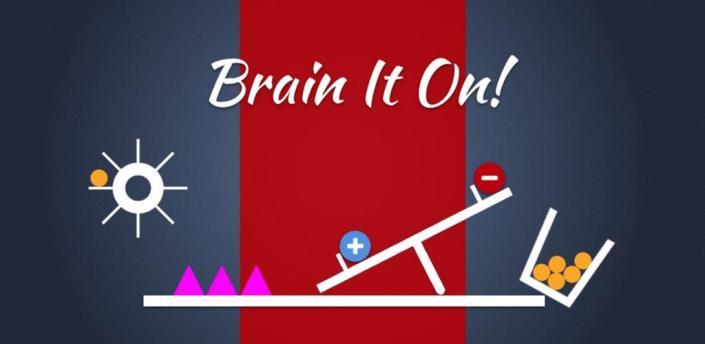 Brain It On! - Physics Puzzles apk