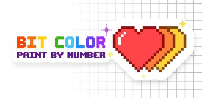 Paint by Number - Pixel Art, Free Coloring Book apk