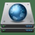 Tiny Web Server Free Icon