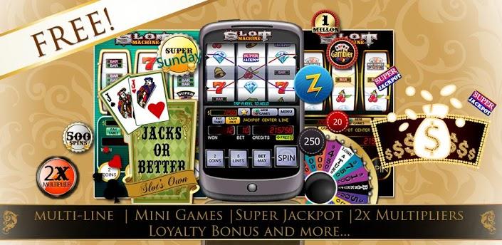 Slot Machine - FREE Casino apk