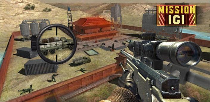Mission IGI: Free Shooting Games FPS apk