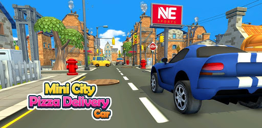 Speedy Car City Food Delivery: Restaurant Game 3D apk