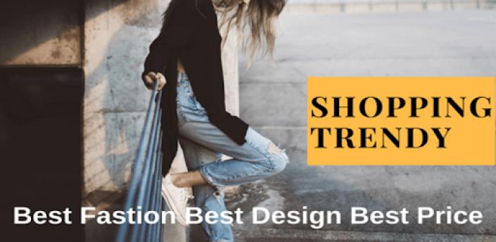 Shopping Trendy | Online Shopping app  Fashion App apk