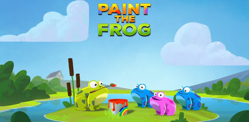 Paint the Frog apk