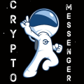 Crypto Messenger Icon