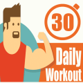 Daily Workout Plan Icon