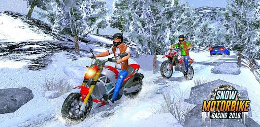 Snow Motorbike Racing 2019 Free apk