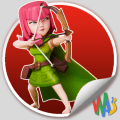 Clash of Clans Stickers for WhatsApp Icon