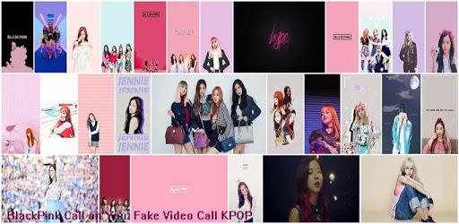 BlackPink Call on You: Fake Video Call KPOP apk